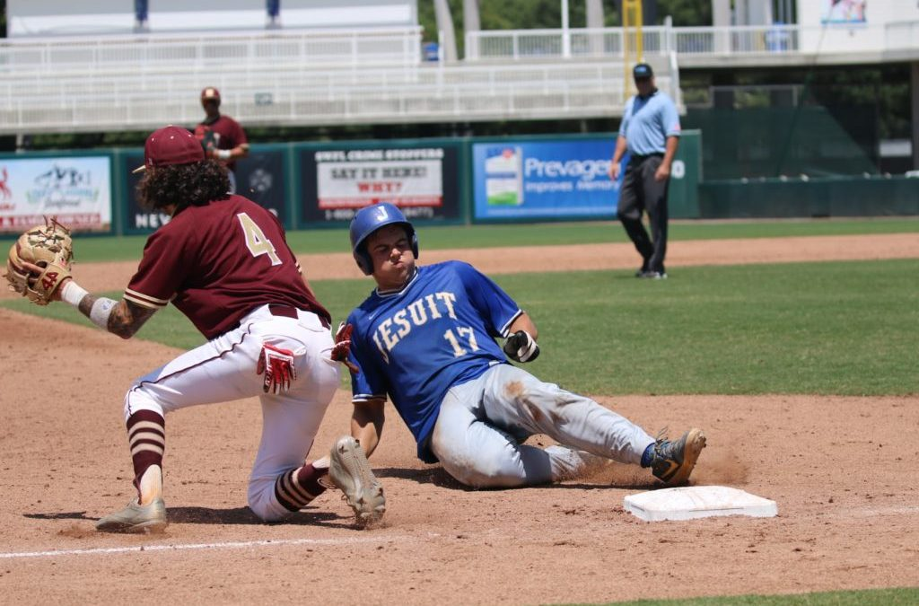 Jesuit books its spot in the 6A final with win over Miami Springs