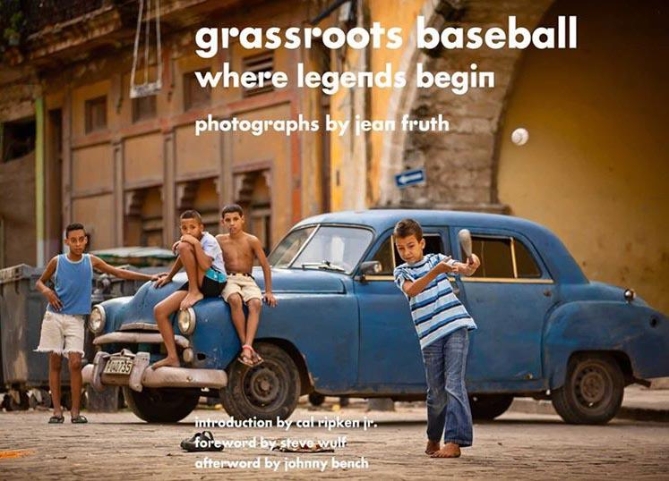 Book Signing: Grassroots Baseball shines light on Tampa youth baseball