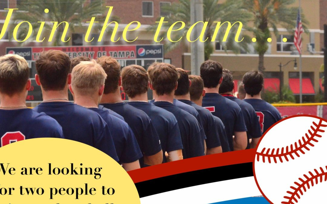 Join the team …