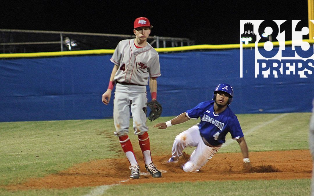 Armwood make Indians pay for six-error night
