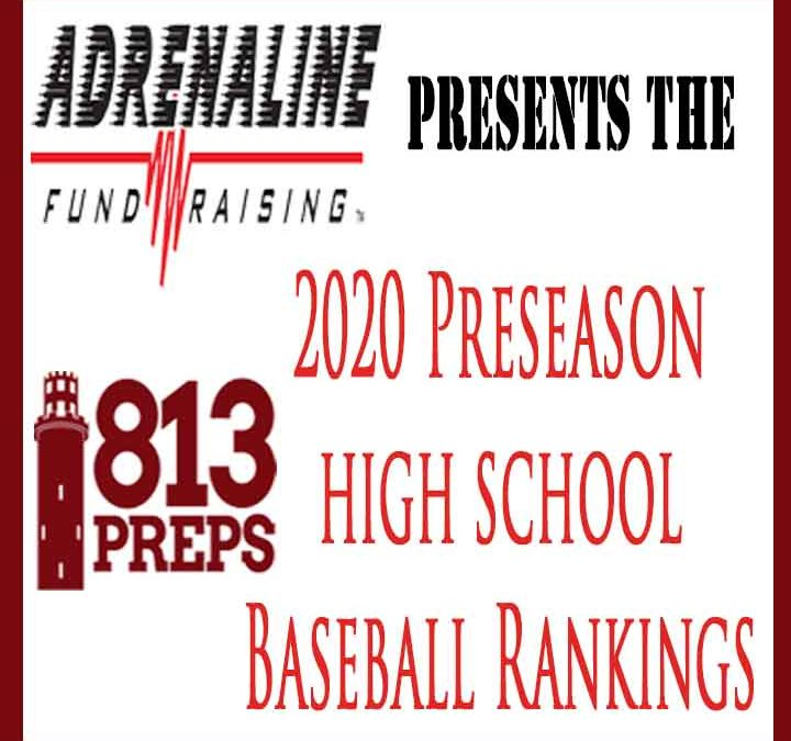813Preps 2020 Preseason Baseball Rankings
