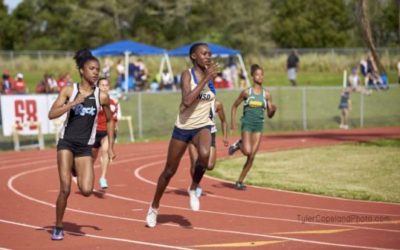 "Track Notebook – Week 3: Benjamin a leader for ""Don't Blink"" Ravens"