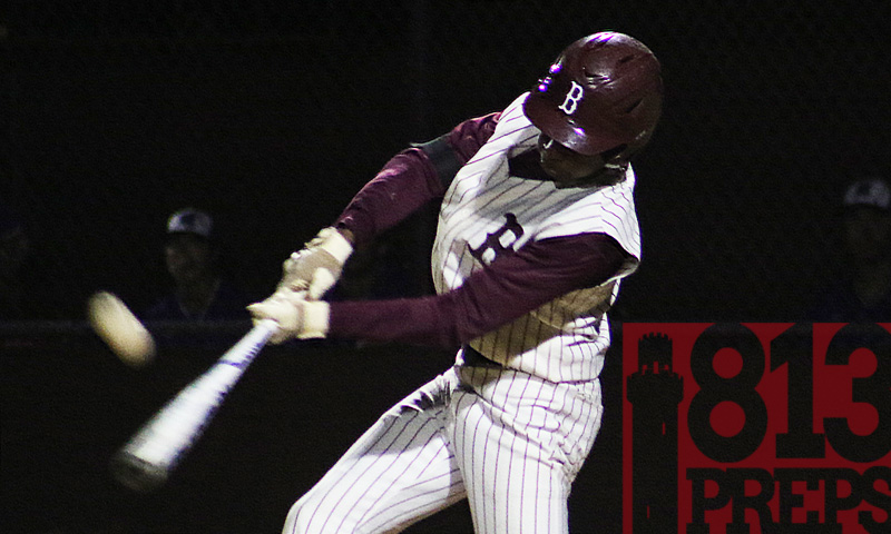 Spencer's three-hit night leads Brandon to win against Spoto