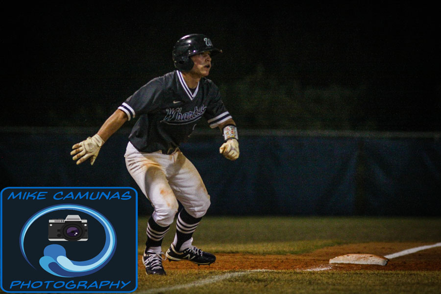 HOT HOT HOT-INSKI drives in four as Wharton tops Sickles 11-1