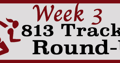 Track & Field: Week 3 813Track Round-Up