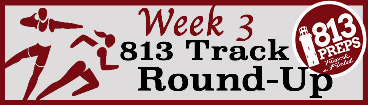 Track & Field: Week 3 813Track Round-Up