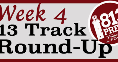 Track & Field: Week 4 813Track Round-Up