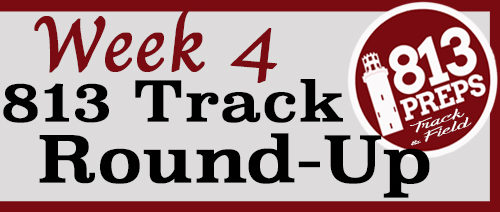 Track & Field: Week 4 813Track Round-Up