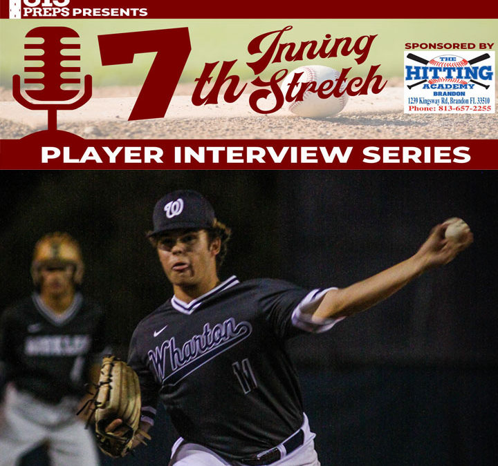 7th Inning Stretch – A Q&A with Wharton's Carson Caso