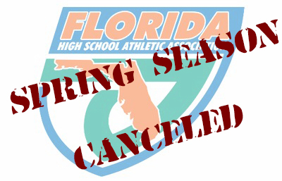 FHSAA finally makes call to end spring sports season