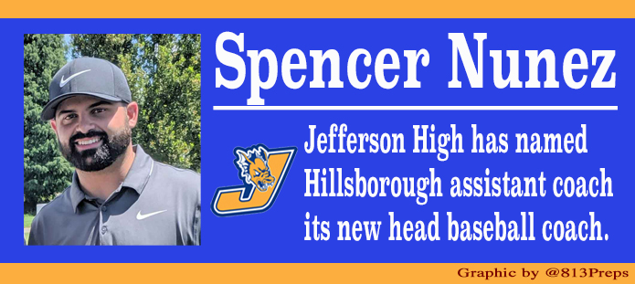 Jefferson names longtime Hillsborough assistant Nunez next coach