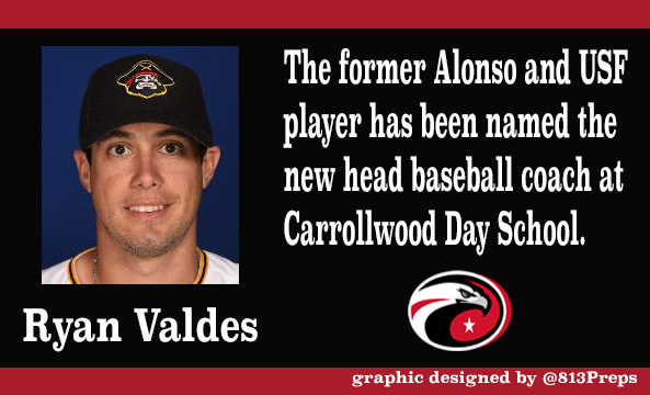 CDS names former Alonso, USF standout Valdes as next coach