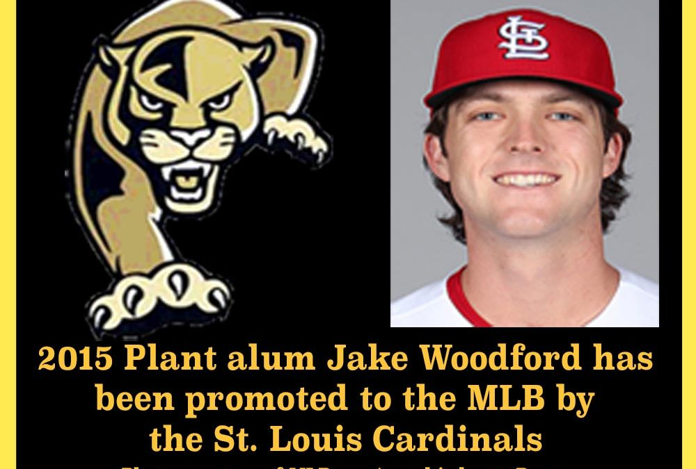 Jake Woodford continues Plant's string of MLB call-ups