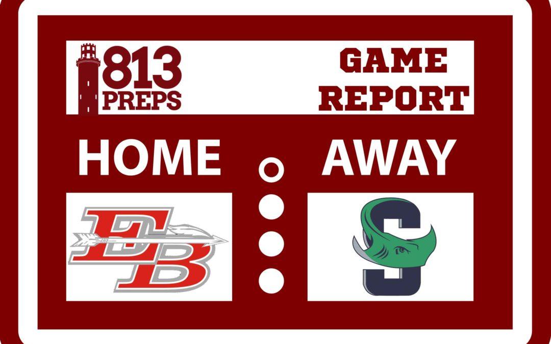 East Bay spoils Sumner debut, 9-0