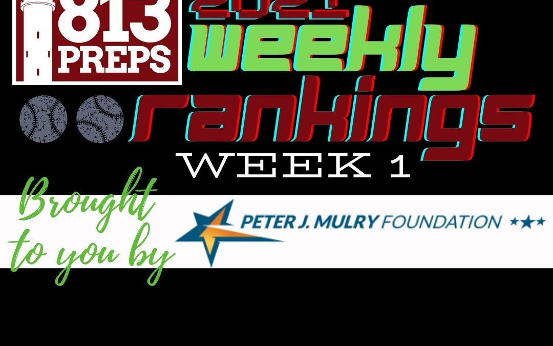 813Preps 2021 Weekly Rankings – Week 1