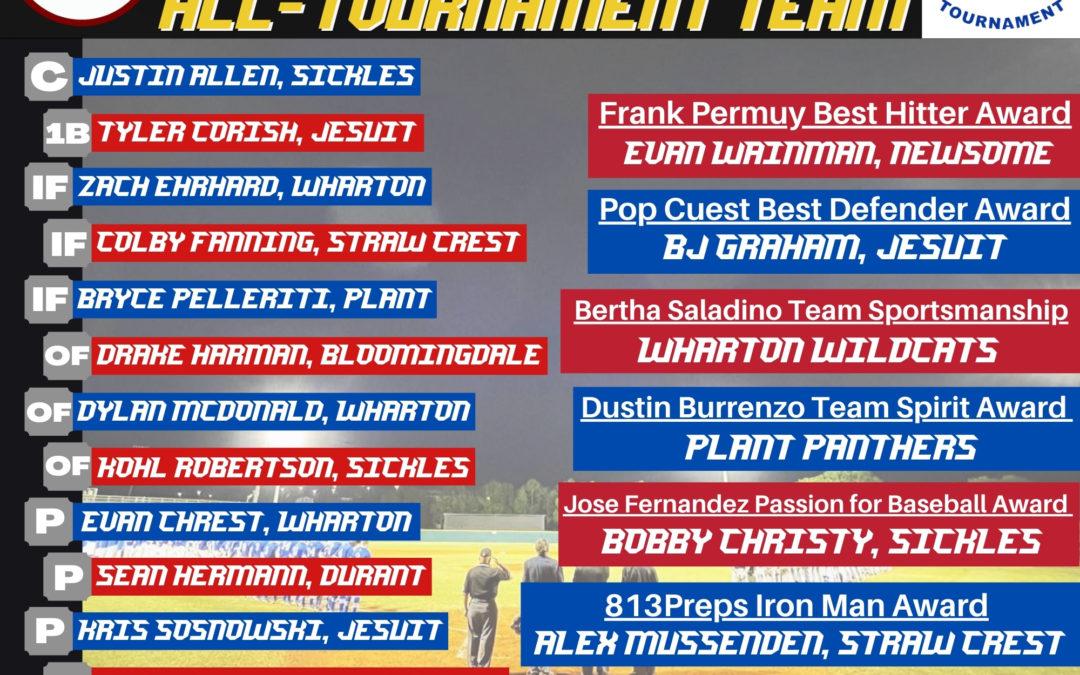 2021 Saladino All-Tournament Team