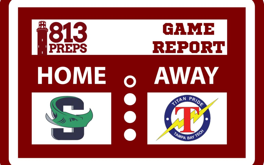 Sumner bows to Tampa Bay Tech in inaugural home game