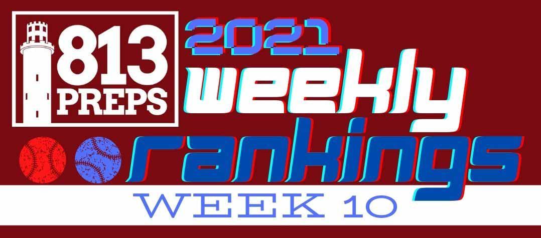 813Preps Weekly Rankings – Week 10