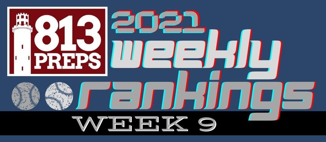 813Preps Weekly Rankings – Week 9