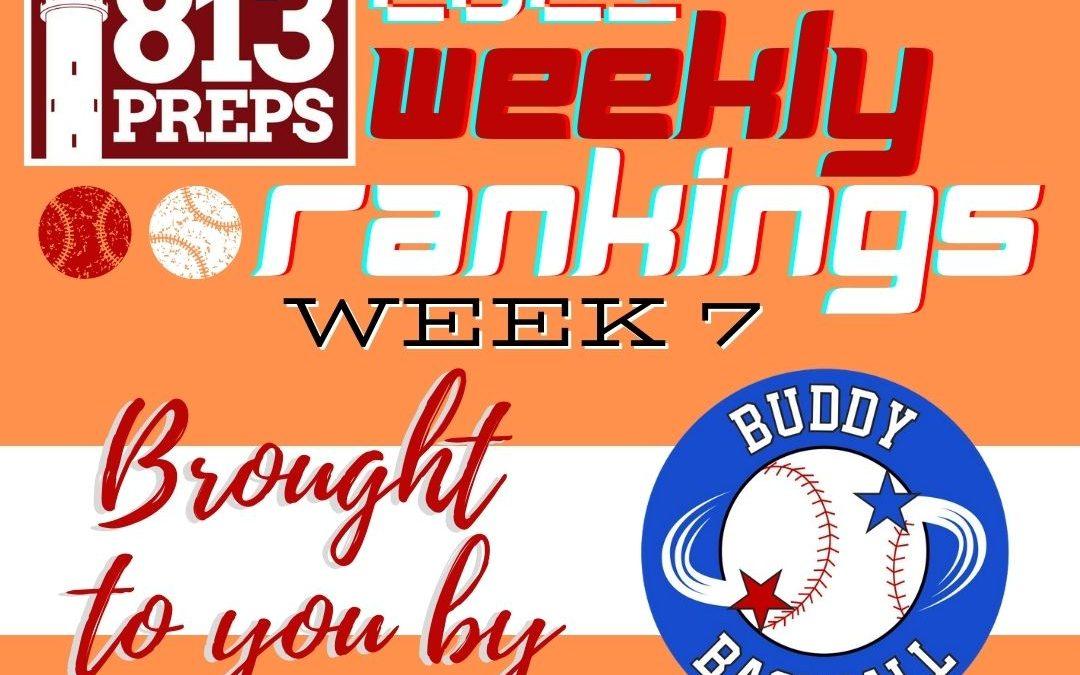 813Preps Weekly Rankings – Week 7