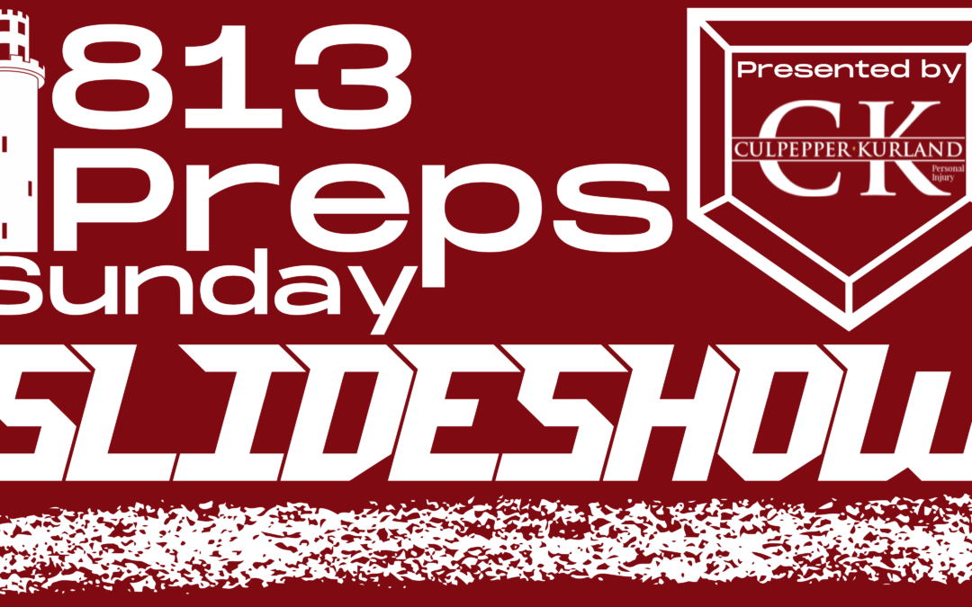 813Preps Sunday Slideshow – Week 10