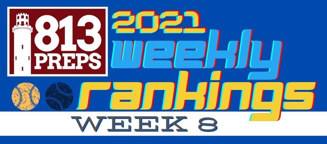 813Preps Weekly Rankings – Week 8