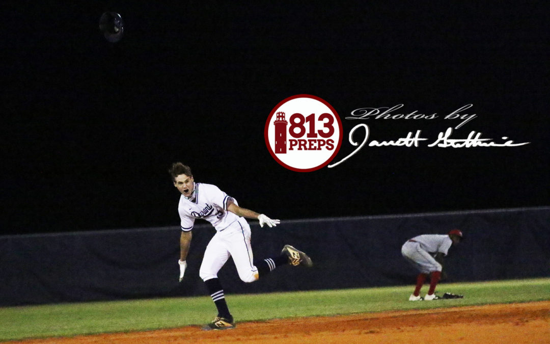 Sewell takes flight with walk-off for Durant