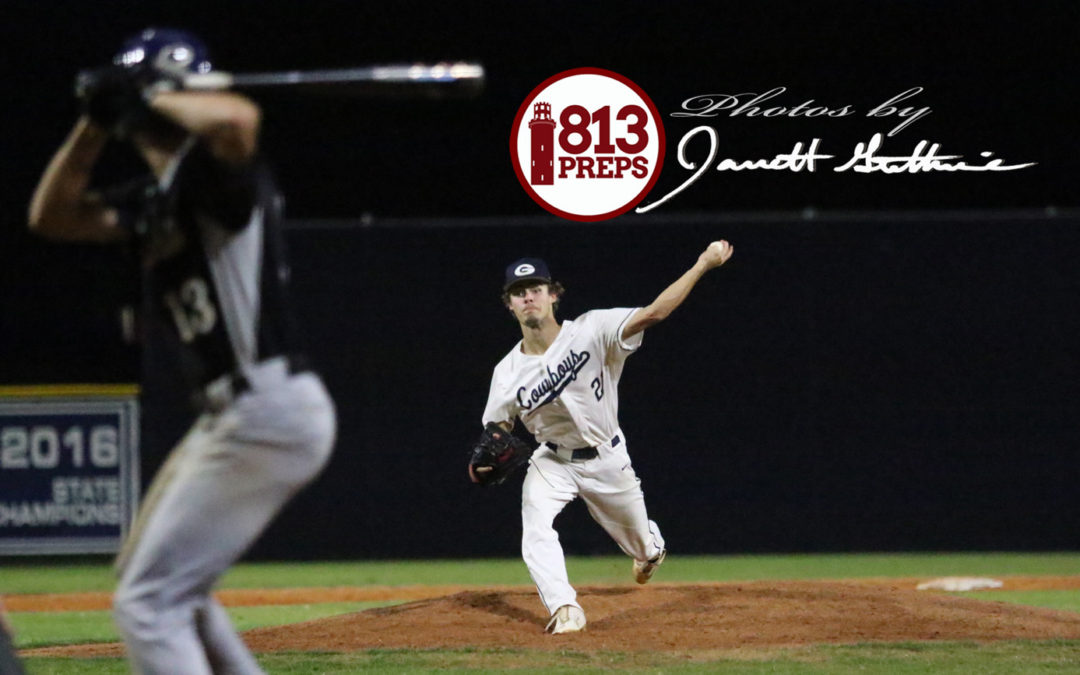 Pitching trio lead Gaither to win, family-style