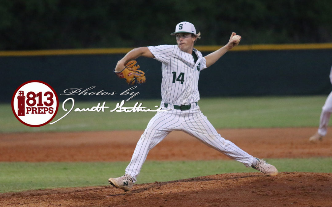 Wade strolls through Sickles' complete-game shutout win