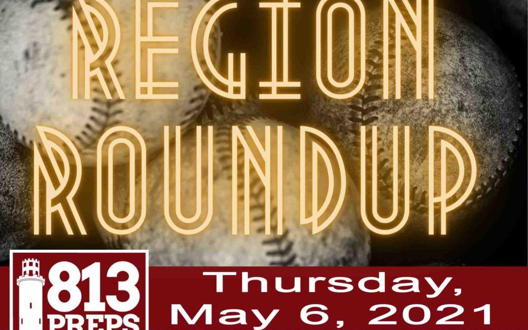 813 Region Quarterfinal 5/7/21 – Berkeley Prep tops Tampa Prep