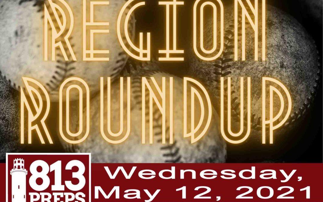 Region Roundup 5/12/21: Senior arms lead Durant; milestone win for Land O' skipper