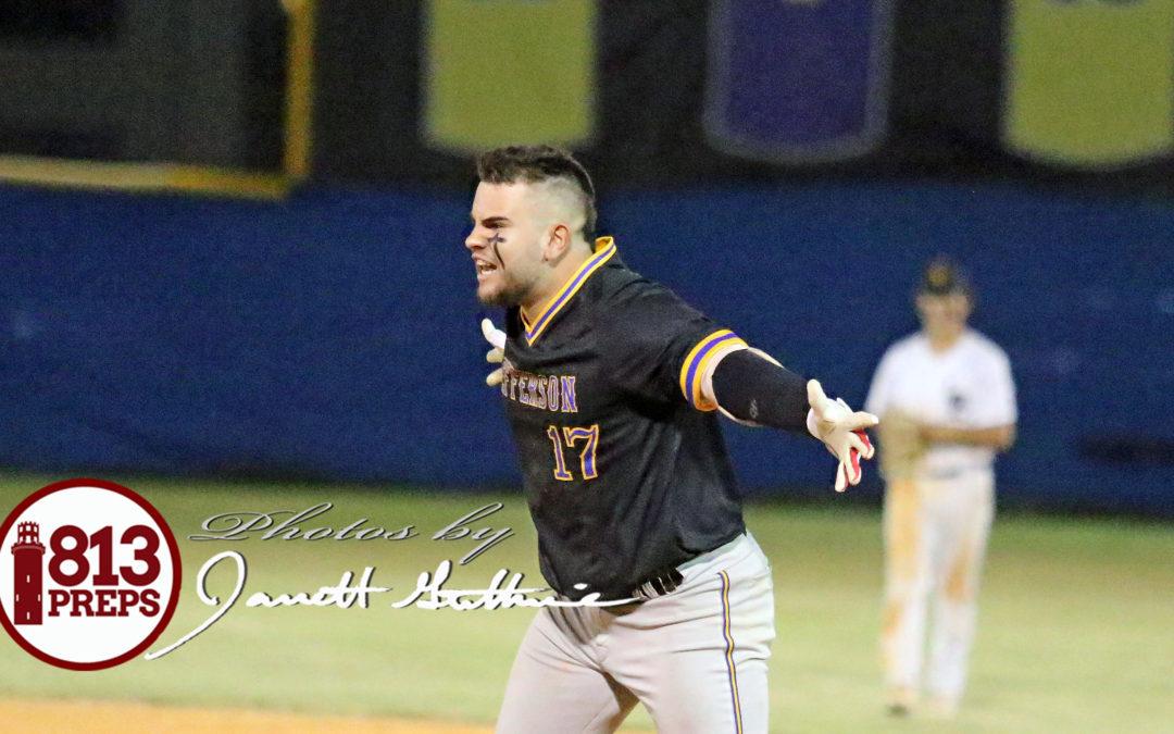Montada's stick leads Dragons to region final win