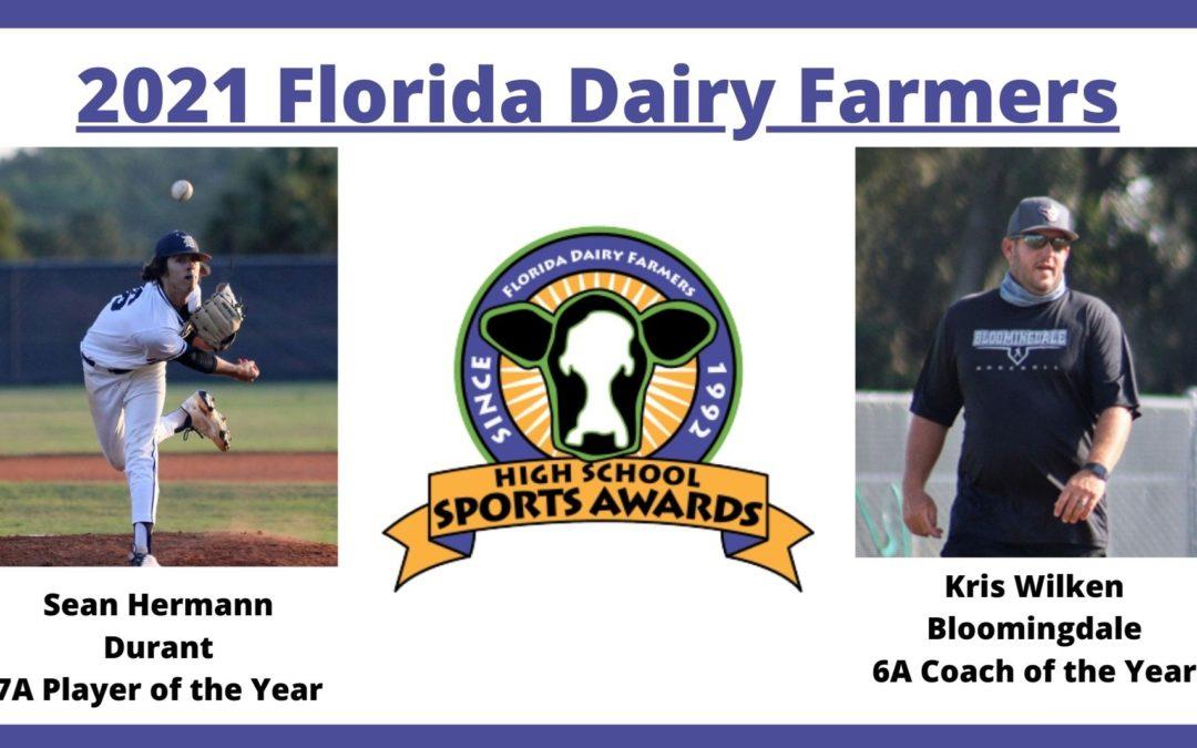 Hermann, Wilken earn FL Dairy Farmer honors