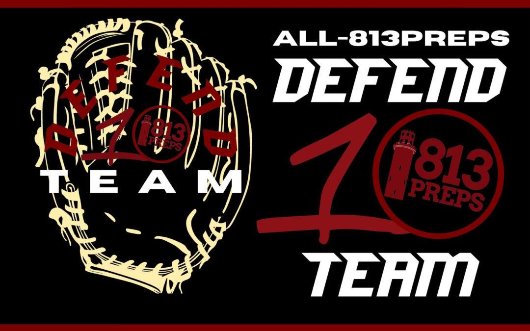 All-813Preps 2021 Defend10 Team